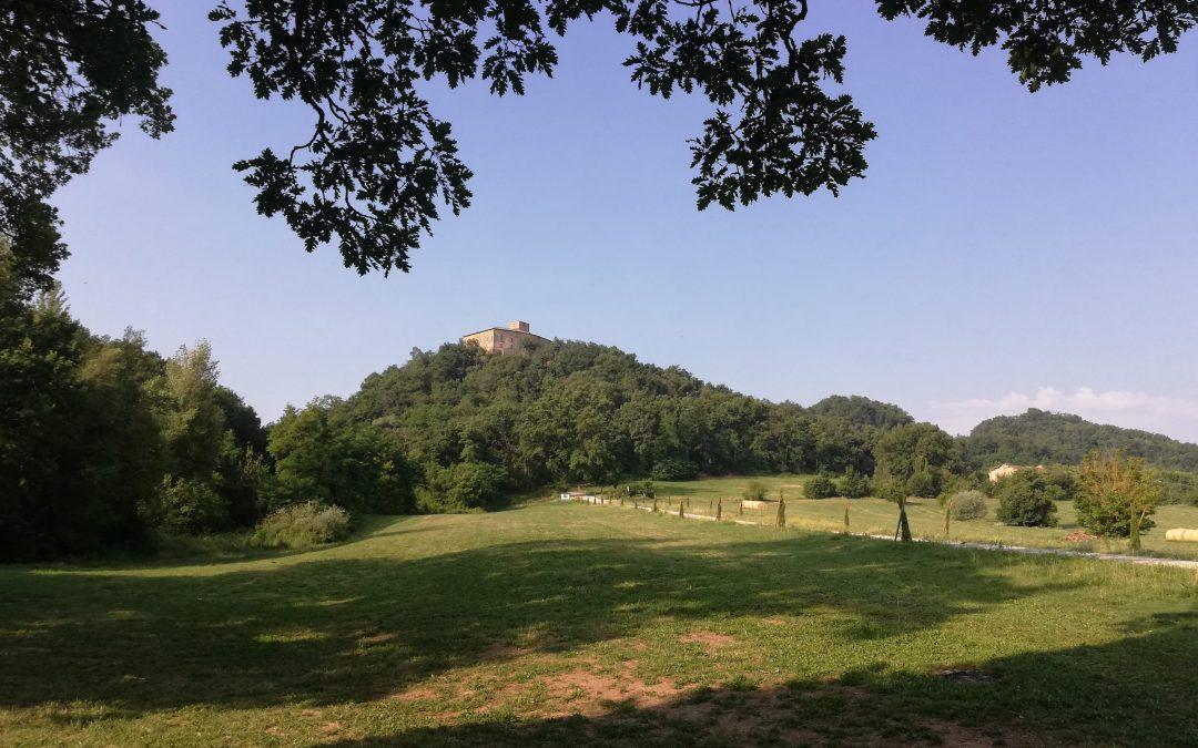 Principali Elementi Naturalistici e Storici del Sentiero dei Ducati  (tratta Emiliana)